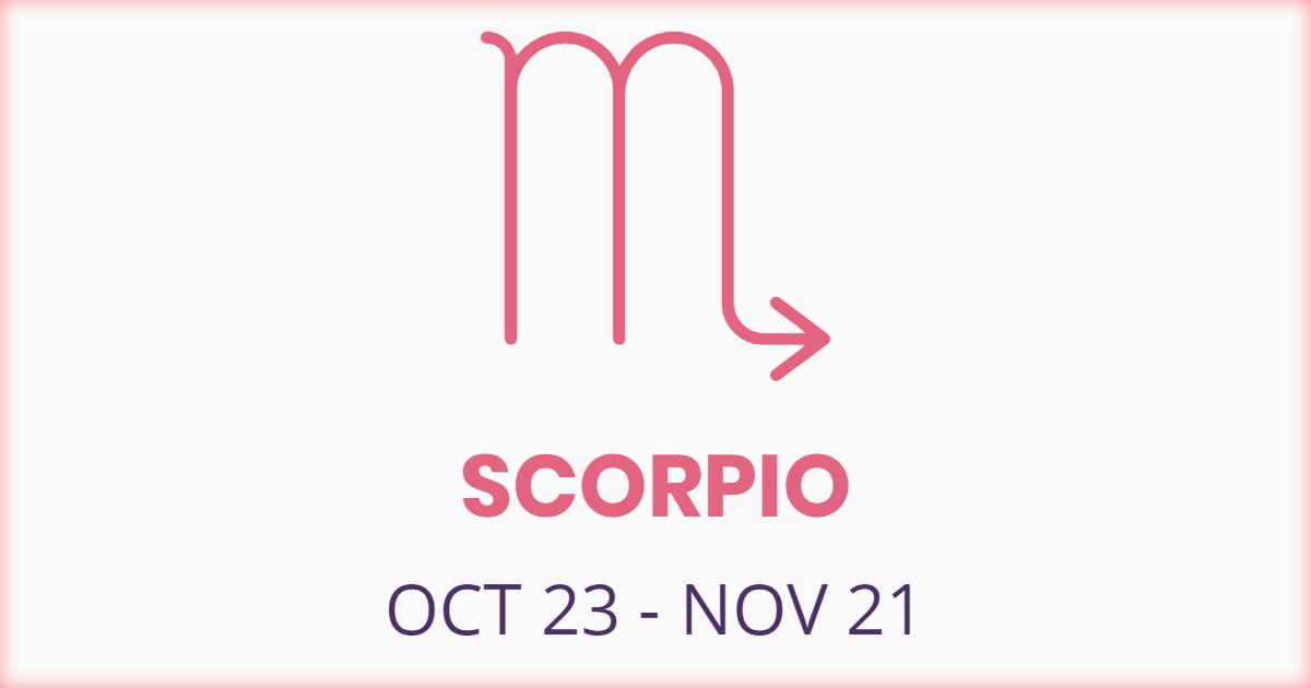 Scorpio Free Weekly Horoscopes